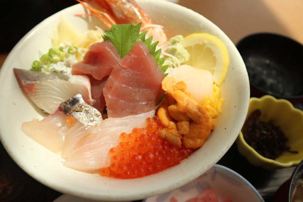 the Fishの海鮮丼